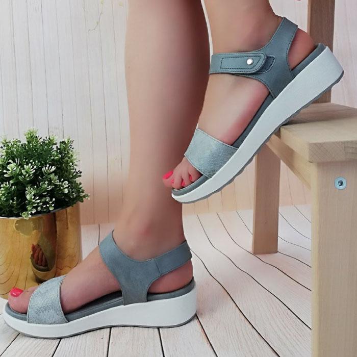 Ženske sandale F124
