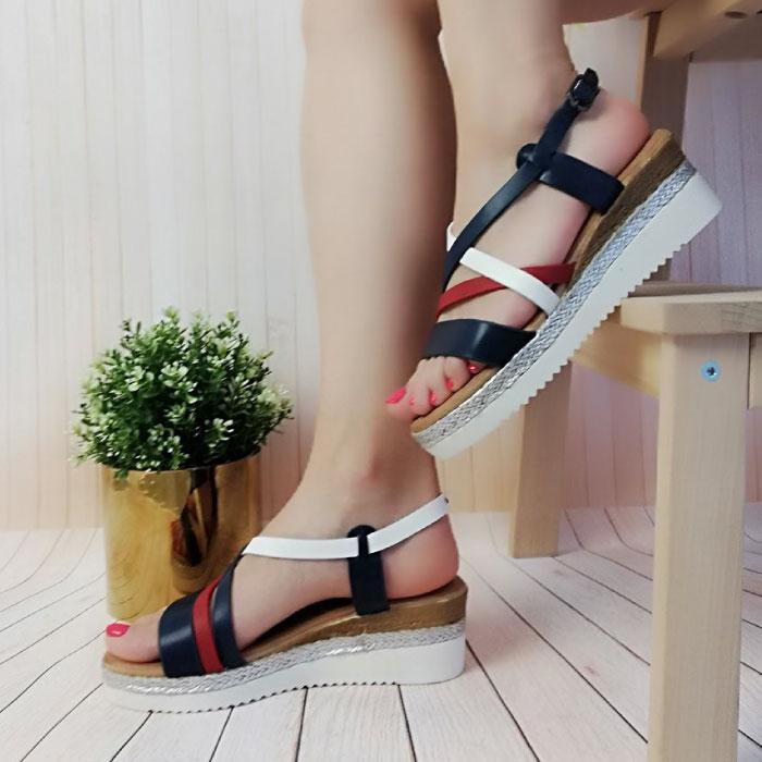 Ženske sandale F68