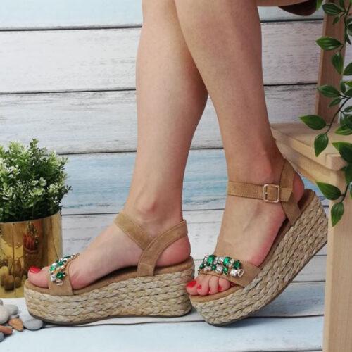Ženske sandale F90