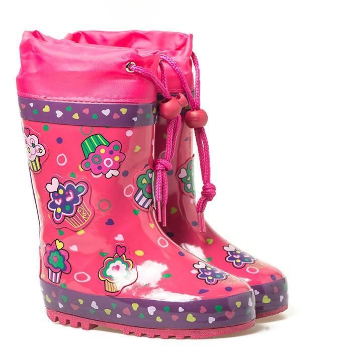 Dečije gumene čizme G126