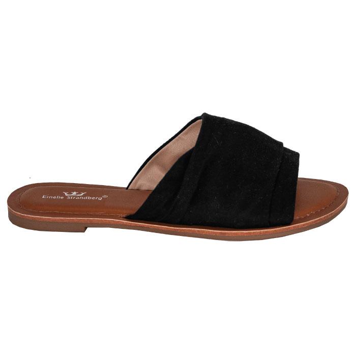 Ženske papuče P80 Black